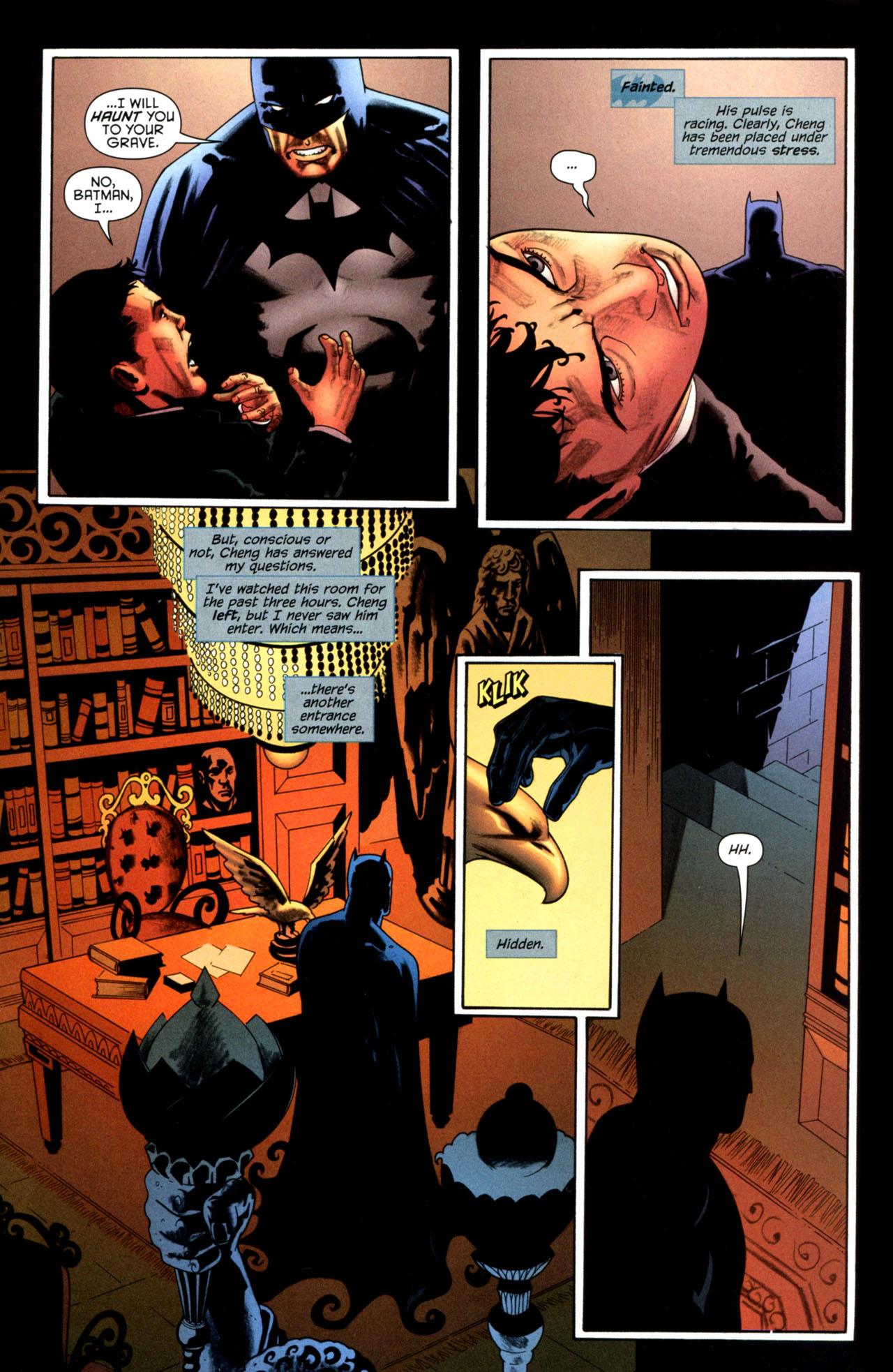 Batman Confidential Issue #37 #37 - English 22