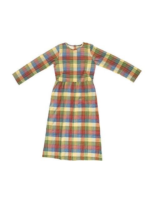 Ace & Jig Stillwater Dress in Madras