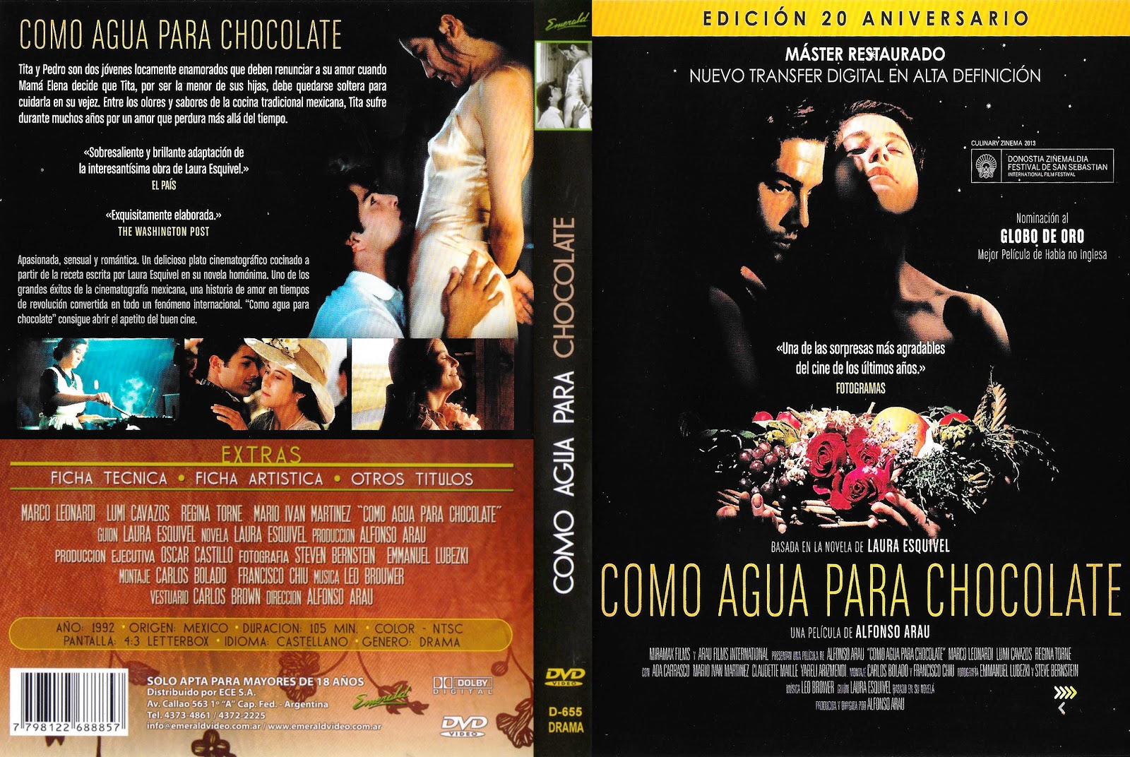 Agua Para Chocolate Movie Online