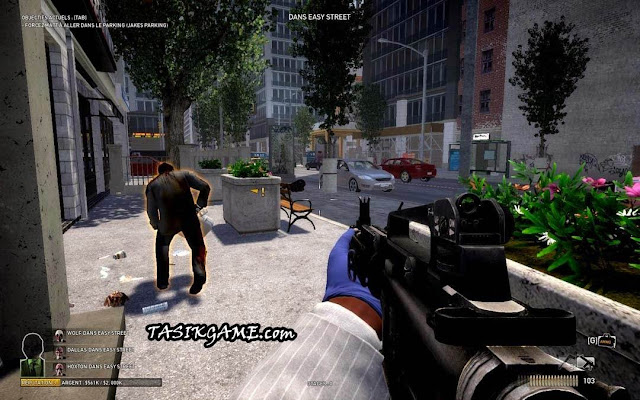 Payday 1 The Heist PC Game Full Version