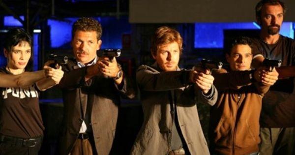 Đội Đặc Nhiệm Chống Mafia 4