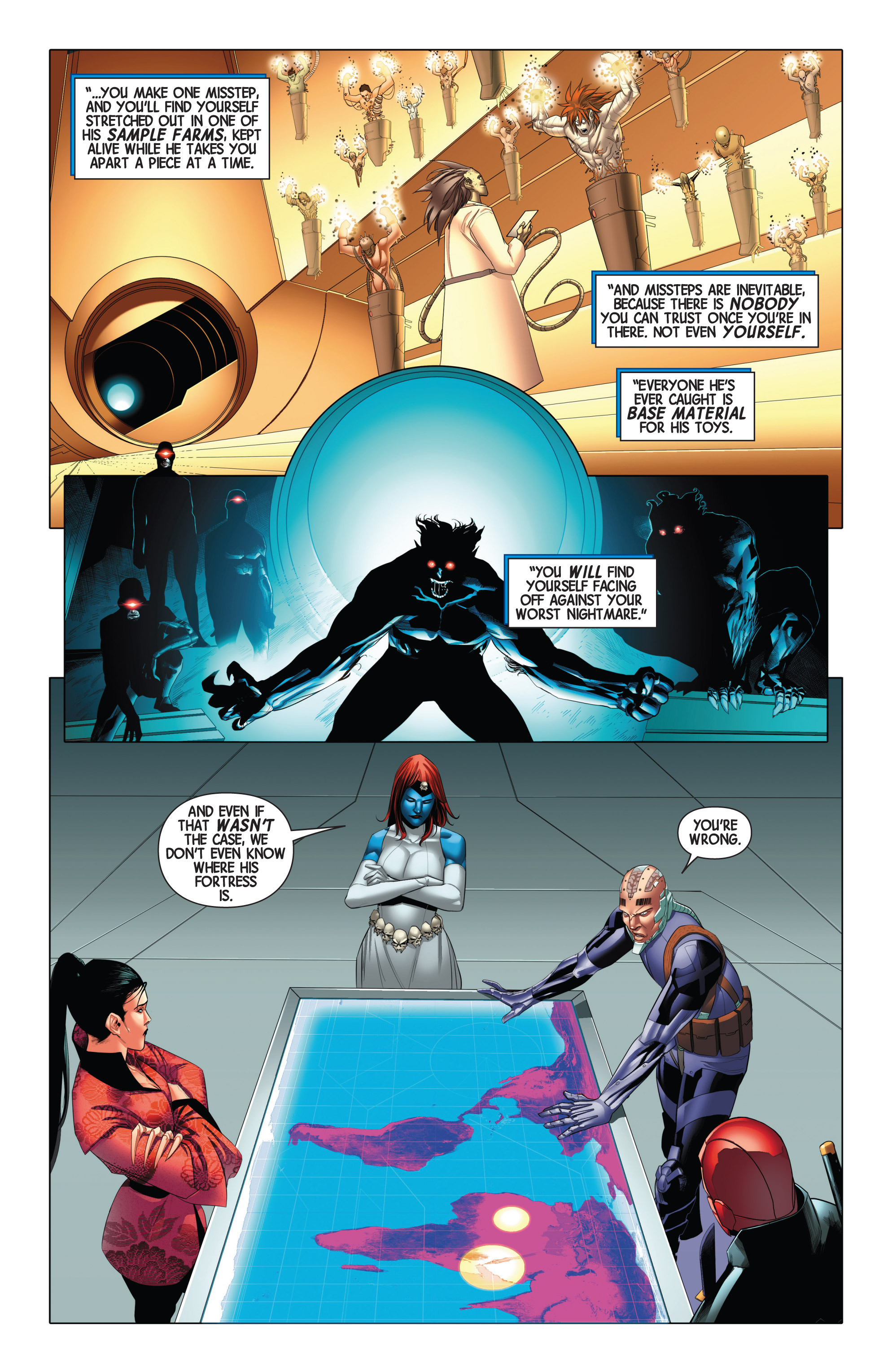 Read online Wolverines comic -  Issue #2 - 16