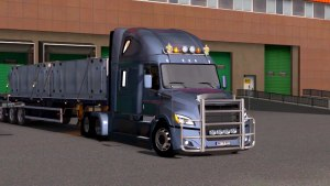 Freightliner Cascadia 2018 truck mod 3.0