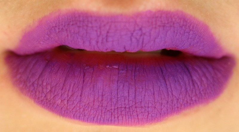MAKE UP FOR EVER Artist Liquid Matte Lipstick 501 purple