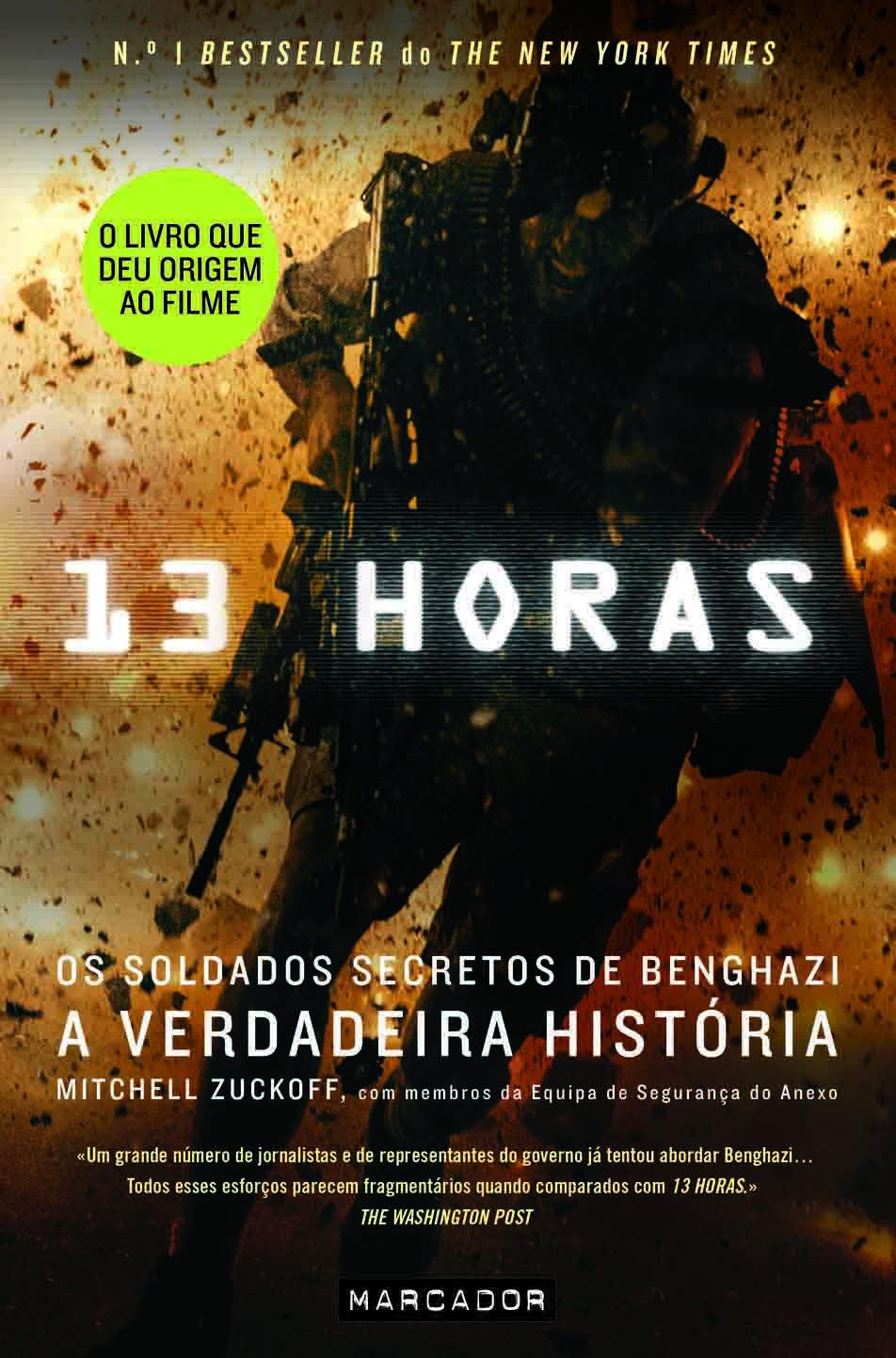 13 Horas: Os Soldados Secretos de Benghazi Torrent – Blu-ray Rip 720p e 1080p Dual Áudio (2016)