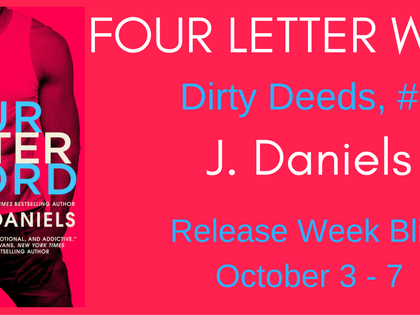 Spotlight: Four Letter Word by J. Daniels