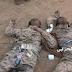 « مقتل وجرح أعداد كبيرة من الجيش السعودي وقوات التحالف بجيزان السعودية »