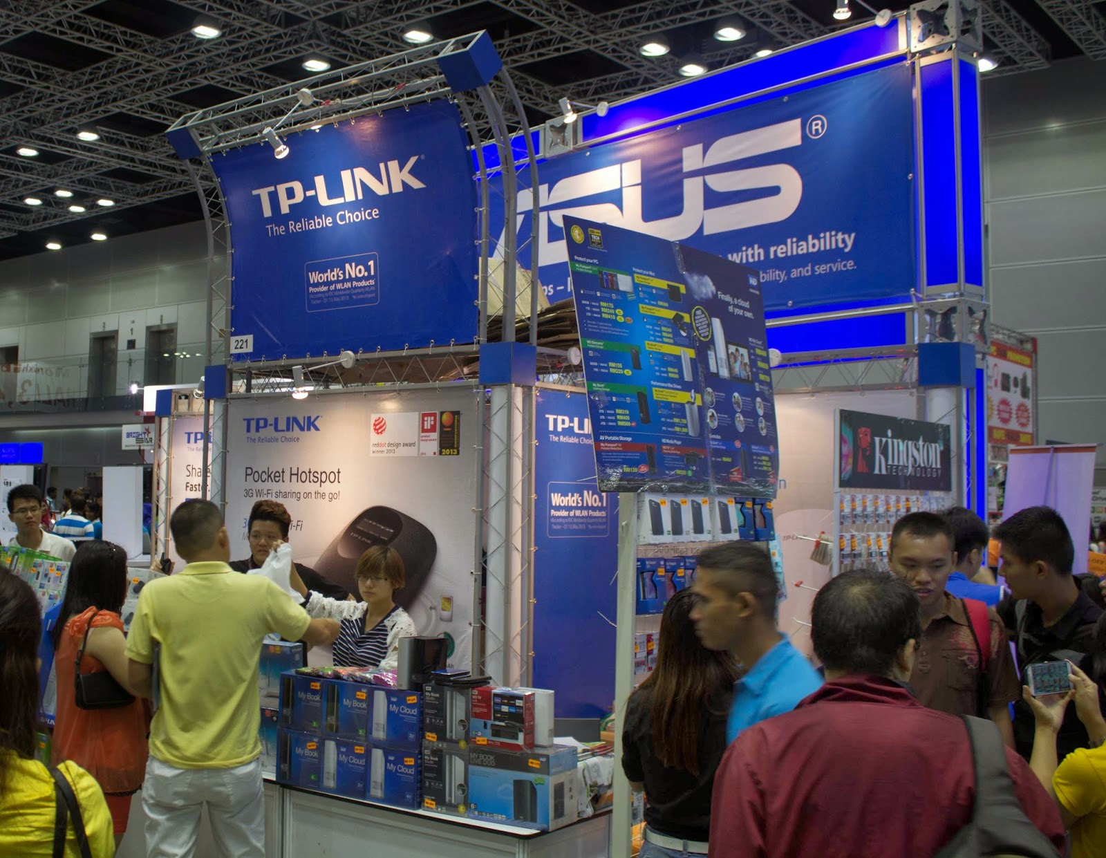Coverage of PIKOM PC Fair 2014 @ Kuala Lumpur Convention Center 331