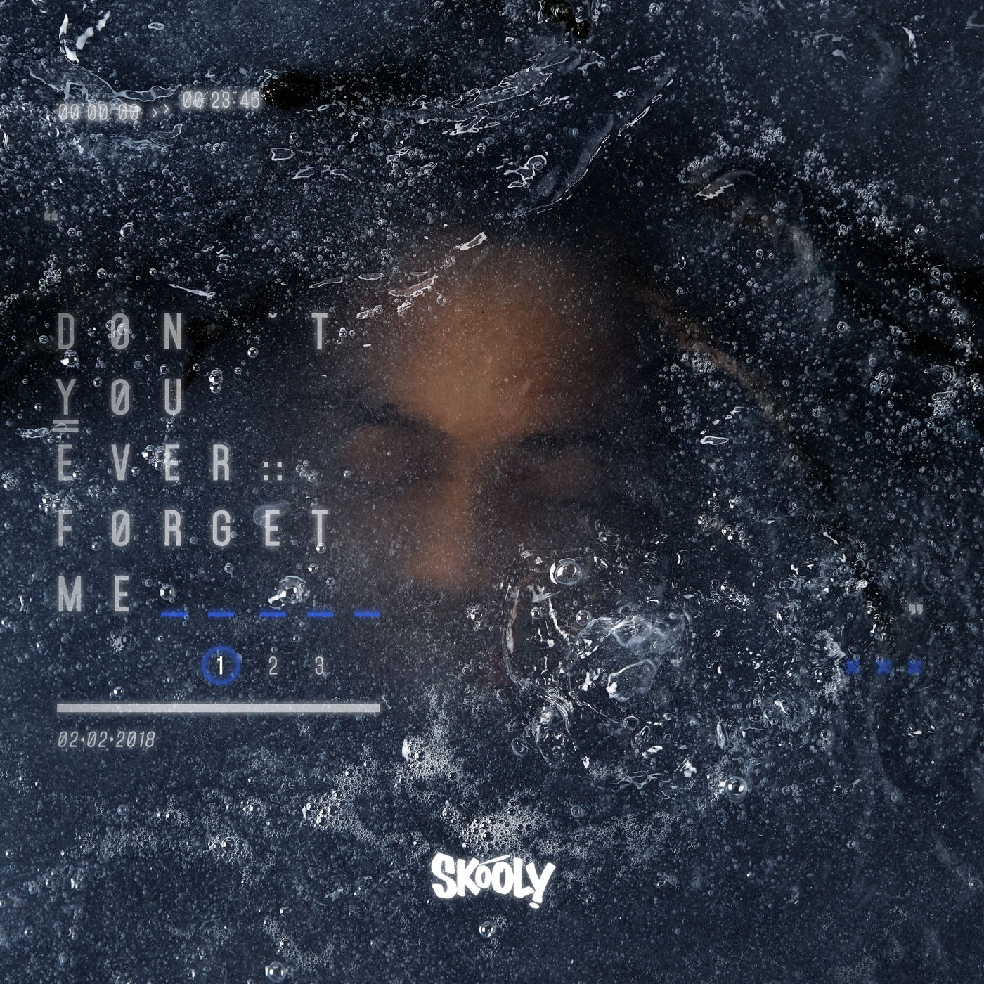 Skooly - Don't You Ever Forget Me - EP Cover