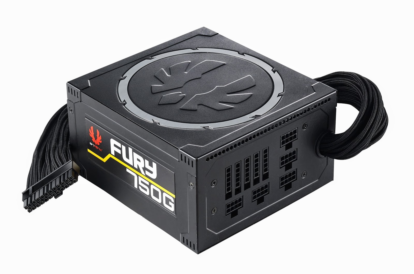 Introducing BitFenix Fury PSU Series 12