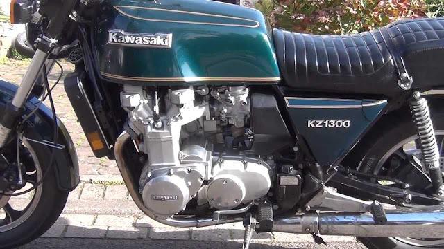 Kawasaki Z1300 HD Photos