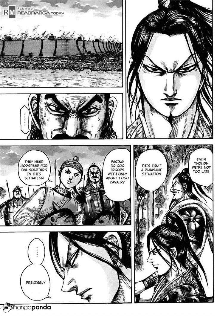 Kingdom - Chapter 434
