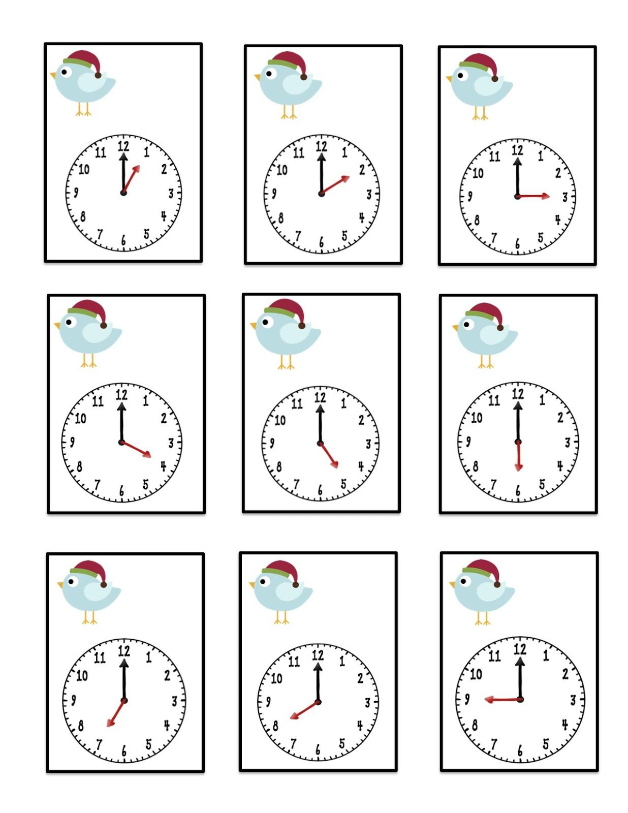 Preschool Printables October