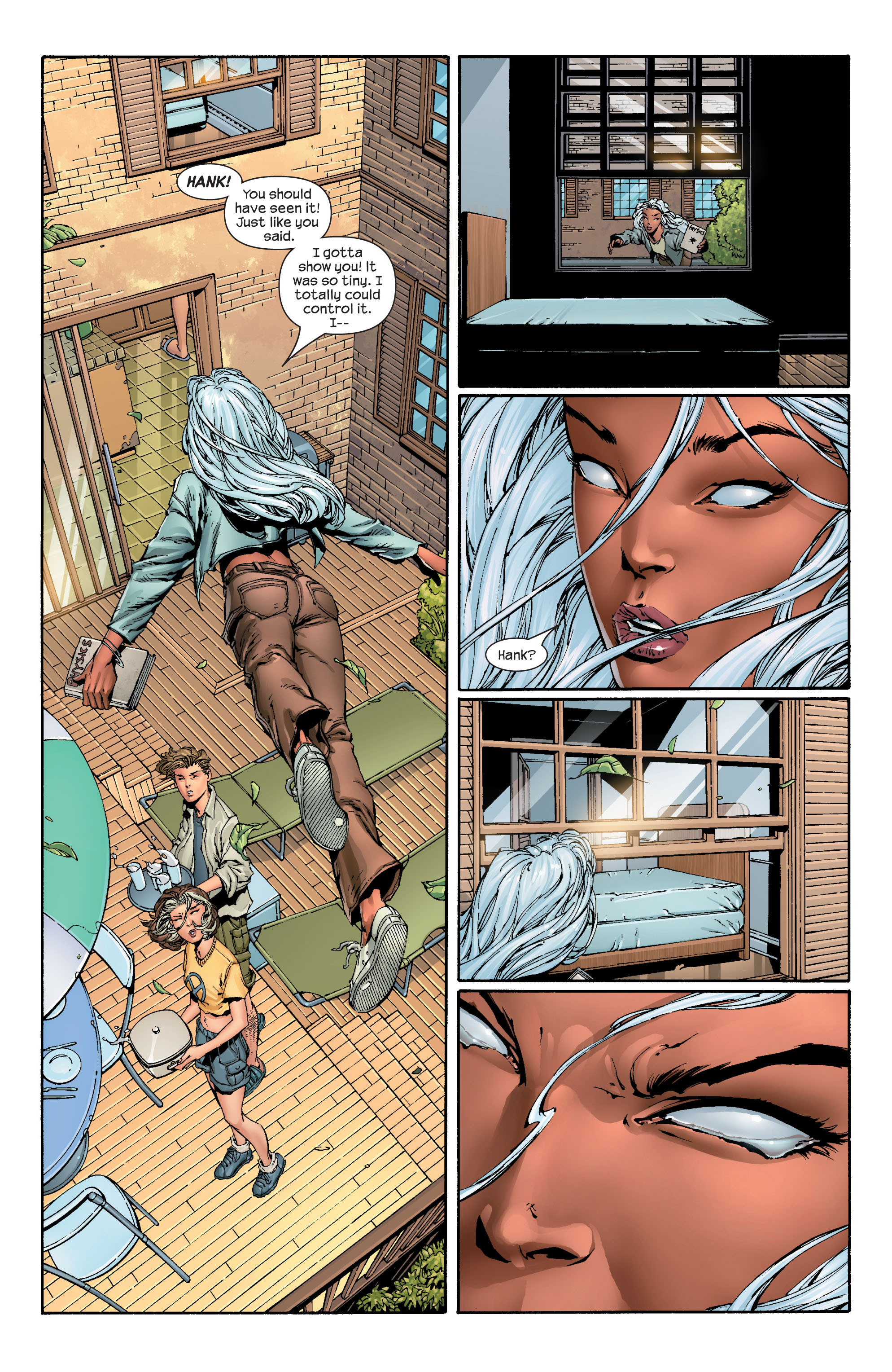 Read online Ultimate X-Men comic -  Issue #42 - 11