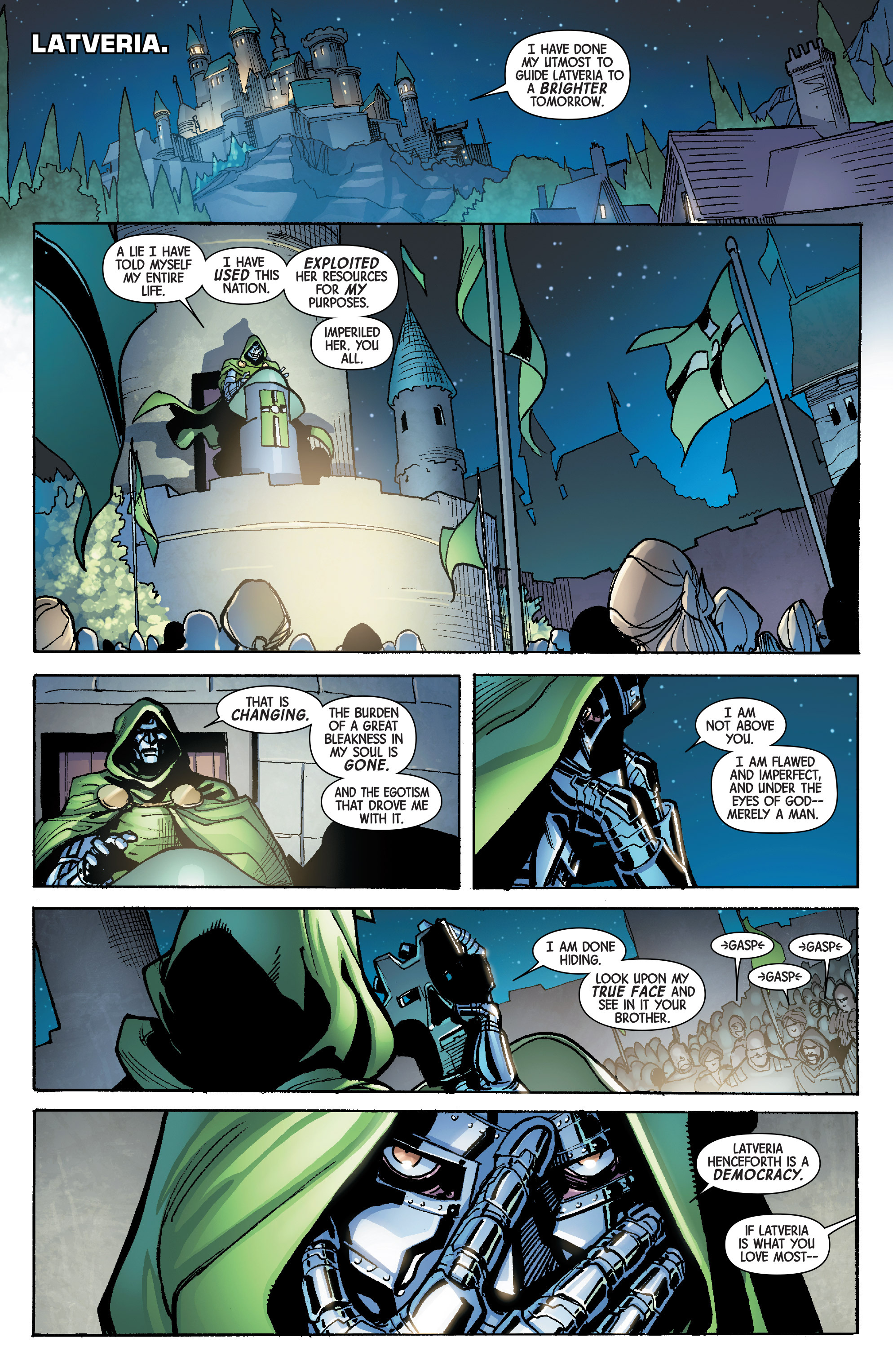 Read online Avengers & X-Men: AXIS comic -  Issue #6 - 15
