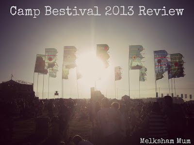 Camp Bestival 2013 Review - Melksham Mum