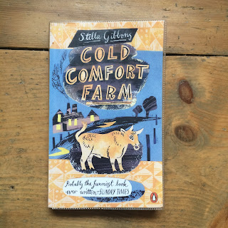Cold Comfort Farm by Stella Gibbons - Reading, Writing, Booking