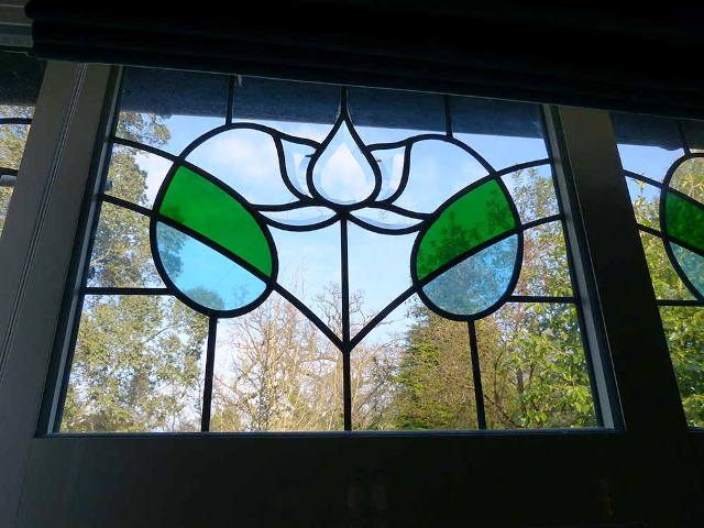 Stained GLASS Replacement WINDOWS