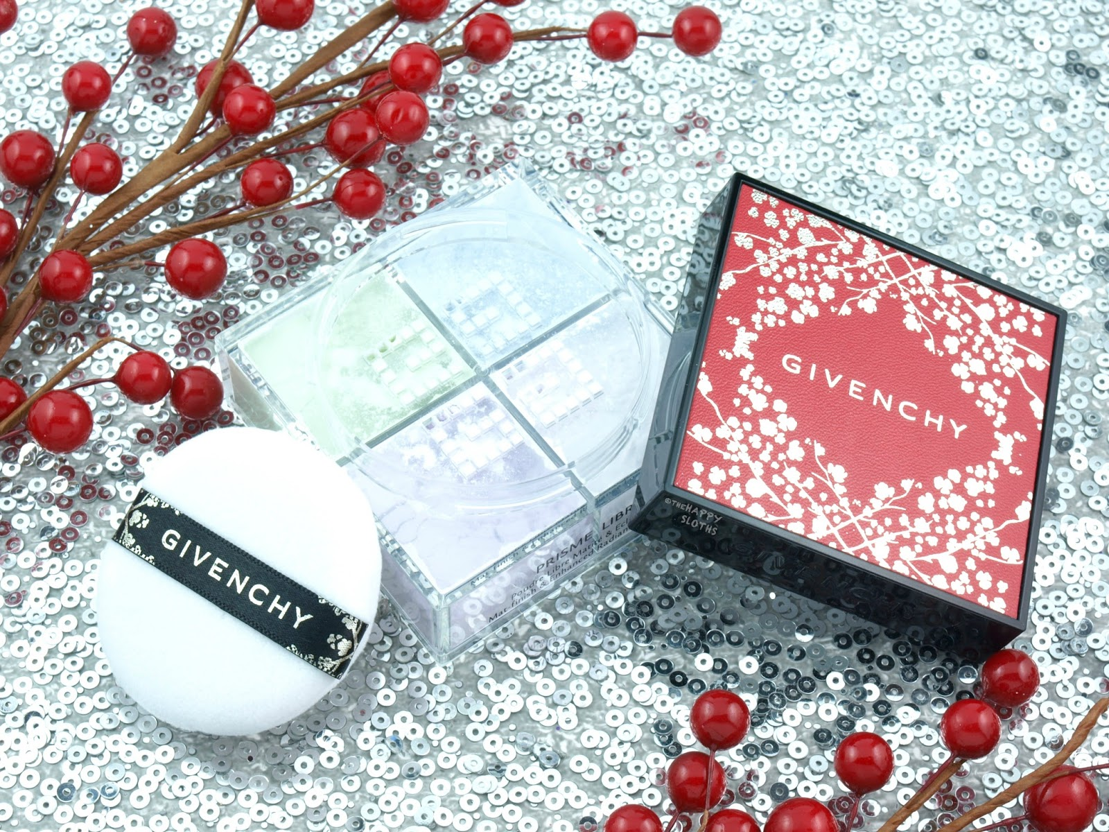 Givenchy Lunar New Year 2018 | Limited Edition Prisme Libre: Review and Swatches