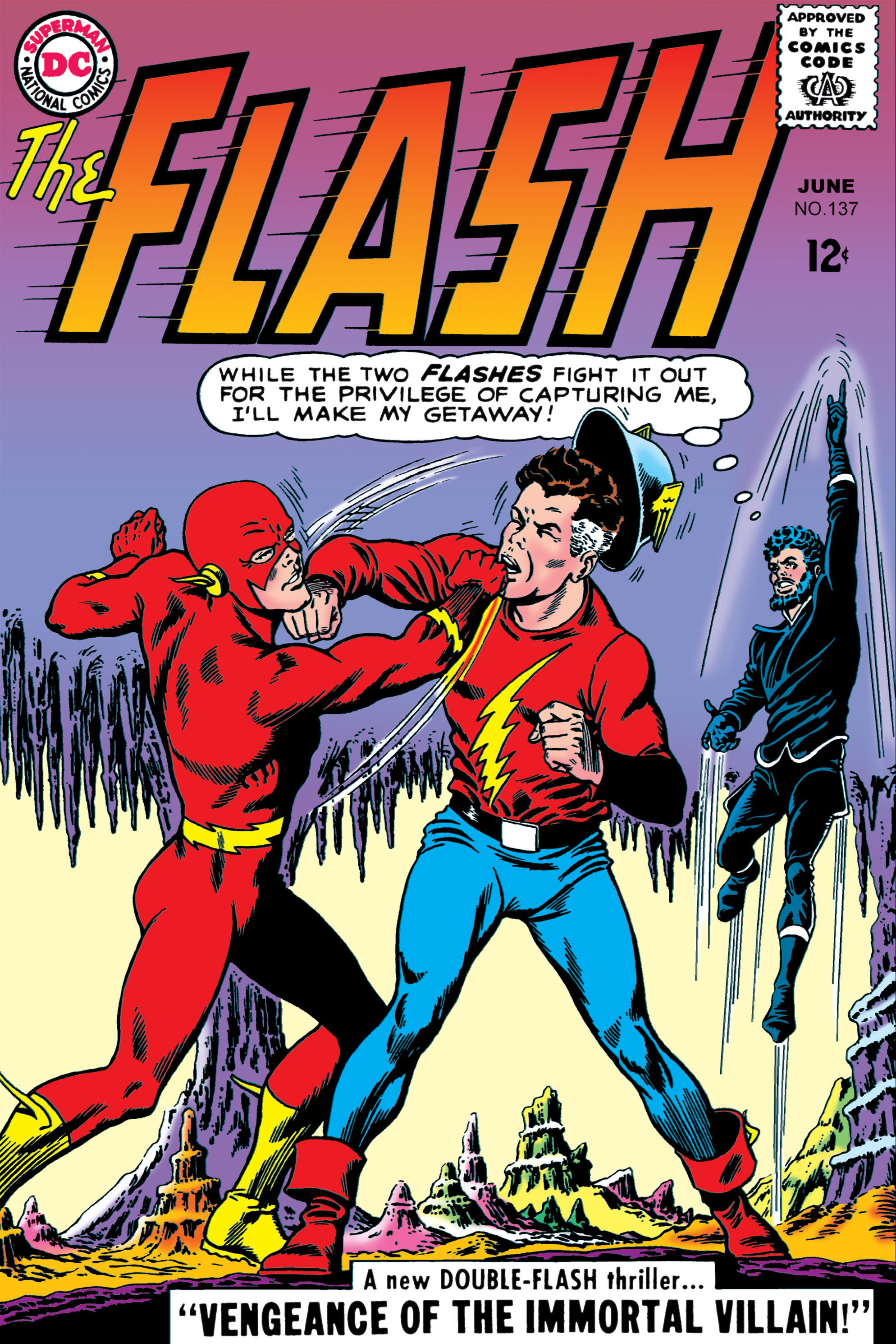 The Flash (1959) 137 Page 1