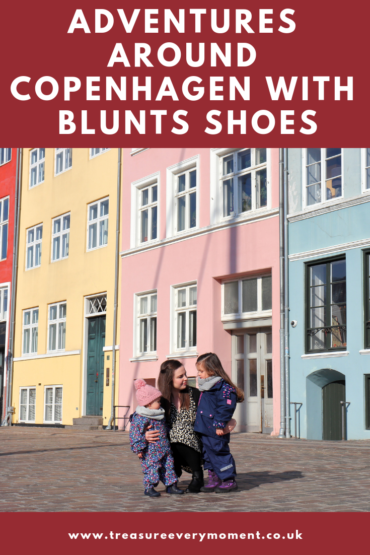 FAMILY: Adventures around Copenhagen with Blunts Shoes