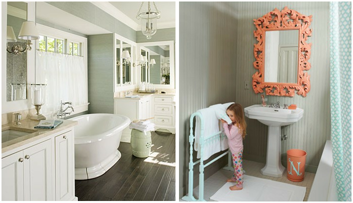 The Little Things Home Inspiration Bathroom