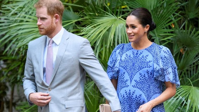 Lázban ég az egész világ: ezt a nevet adhatja gyermekének Harry herceg és Meghan hercegné?