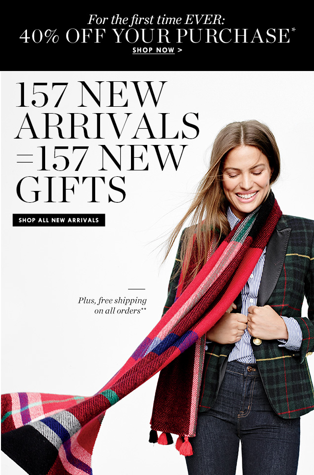 2dcf6637a2f8c J.Crew Aficionada  New Arrivals at J.Crew (plus 40% off   free ...