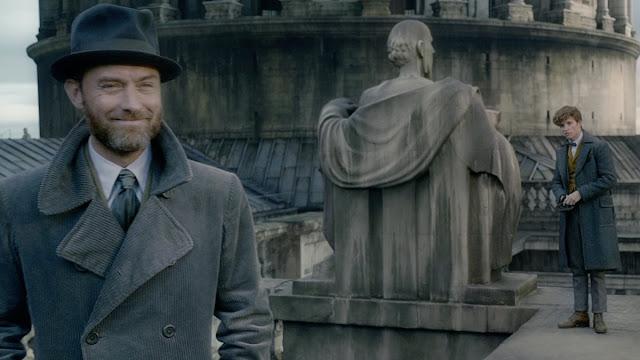 Notas OFB #3 | BOM: Primeiro trailer de 'Os Crimes de Grindelwald' é divulgado | Ordem da Fênix Brasileira