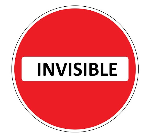 My New Superpower: Invisibility