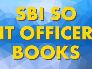 Books for SBI IT Specialist Officer