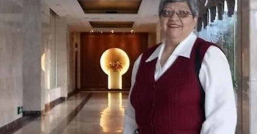 Fallece Congresista Flor de María Gonzáles de la Bancada del Frente Amplio
