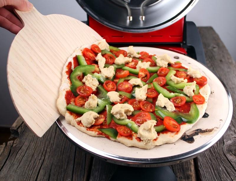 Test Pizzaovn Kitchn Pizzadragon Oppskrift Hjemmelaget Pizza