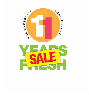 HyperCITY celebrates 11th Anniversary across India