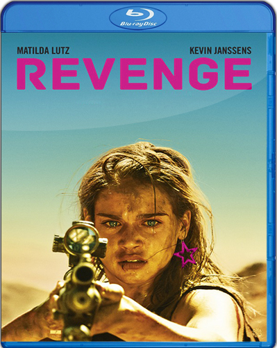 Revenge [2017] [BD25] [Latino]
