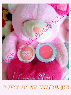 Blush On dari Maybelline