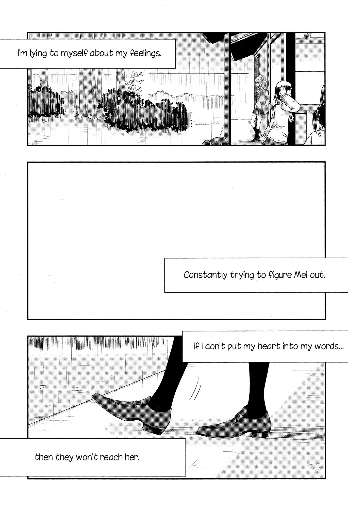 Citrus (SABURO Uta) - Chapter 19