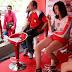 Gallery Cewek Seksi di Honda Dream Cup 2016 Medan