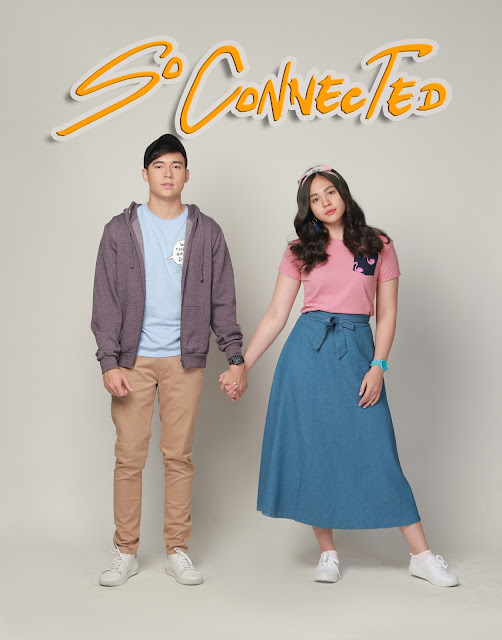Janella Salvador and Jameson Blake' First Team Up in the Film So Connected
