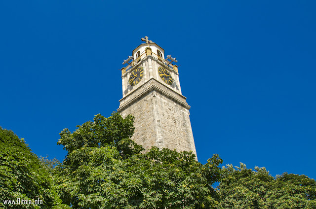 Clock Tower, Bitola, Macedonia