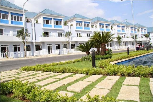 Cho thuê nhà phố Mega Sapphire Khang Điền Quận 9