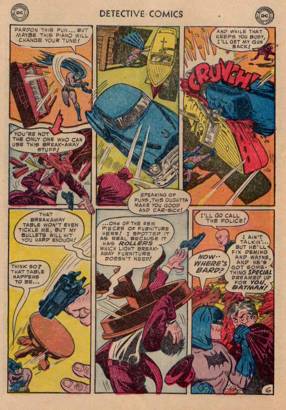 Read online Detective Comics (1937) comic -  Issue #212 - 7