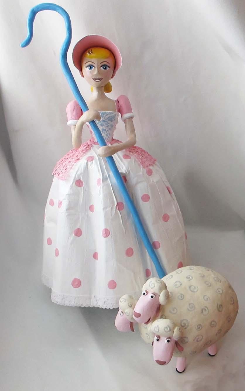 M Ann M Toy Story Bo Peep Replica