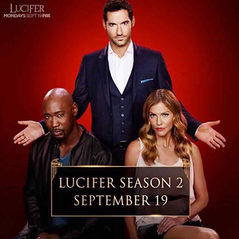 Lucifer Season 2 [Ep.1-18 End] ลูซิเฟอร์ ยมทูตล้างนรก ปี 2