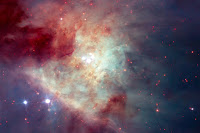 New Hubble mosaic of the Orion Nebula