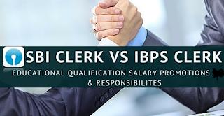 SBI Clerk Vs IBPS Clerk