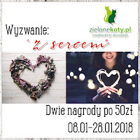 Zielone Koty - Wyzwanie z sercem do 28.01.2018