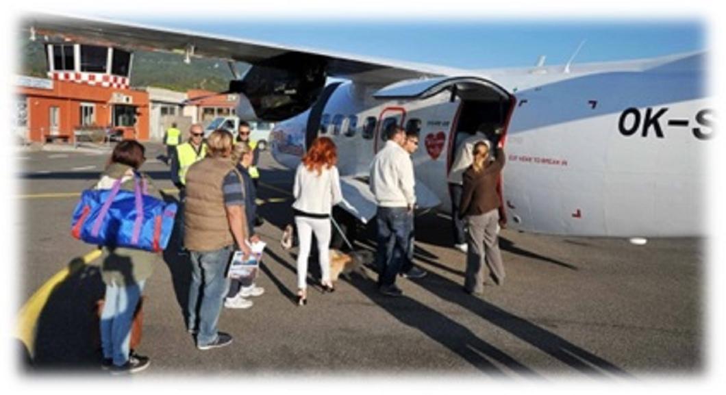 """Aeroporto Elba Allungamento Pista : Ilvicinato comune di campo nell elba lambardi """"all"""