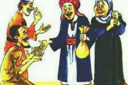 Asal usul Abu Nawas dan Kisah Lengkap Kepandaian Abu Nawas