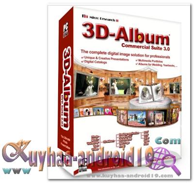 3D-ALBUM COMMERSIAL SUITE 3.30+ STYLE